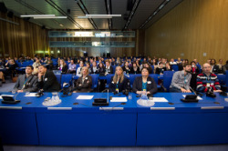 Picture of delegates at Zero Project Conference