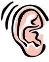 ear hear listen